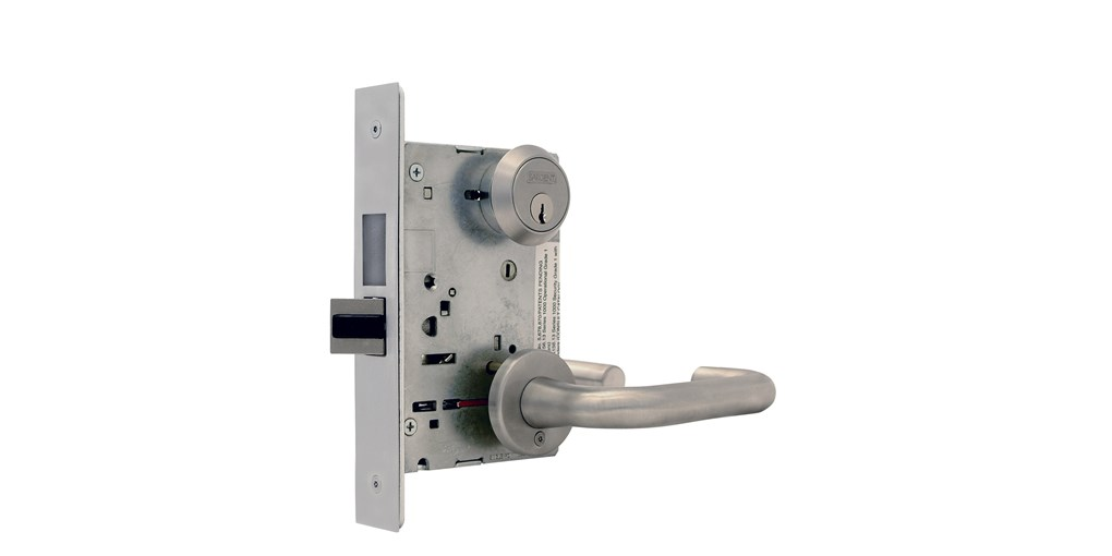 Designed For Use On Openings Subject To Extreme Abuse Vandalism And Malicious Impact The 9200 Series High Security Mortise Lockset Is Constructed Of
